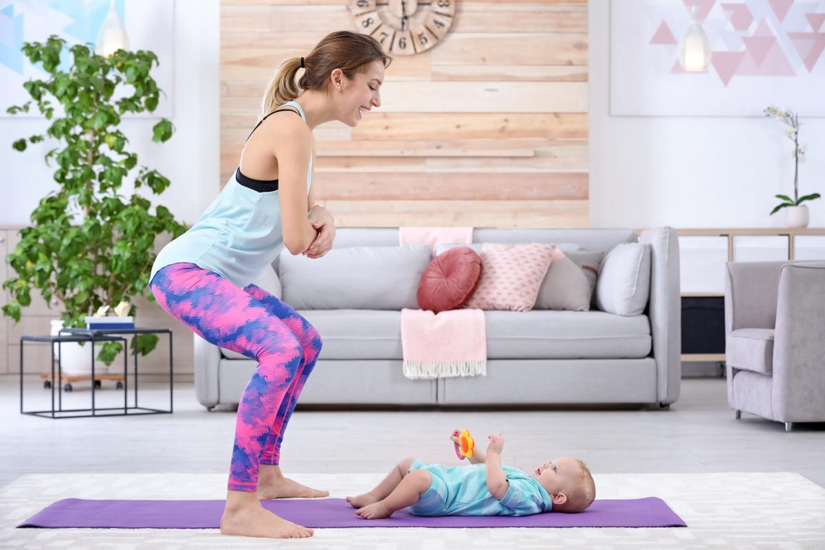 Obudź swoje ciało po porodzie